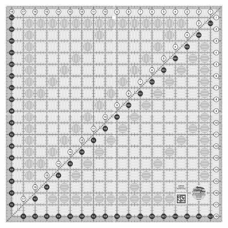 creative grids 18 1/2 Square Ruler