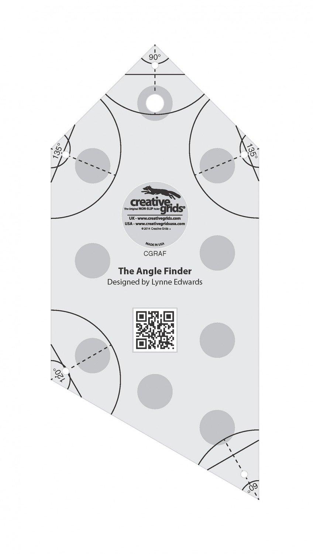 Creative Grids Angle Finder Ruler