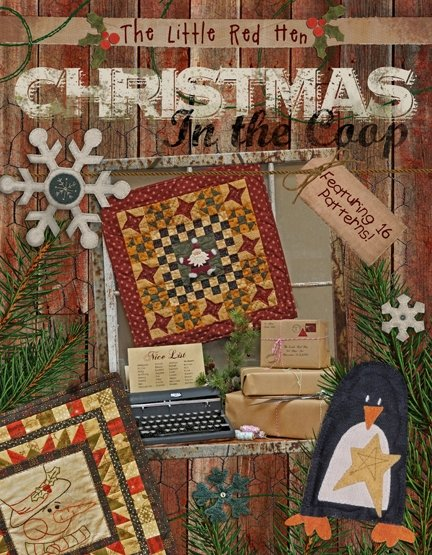 Christmas in the Coop Book