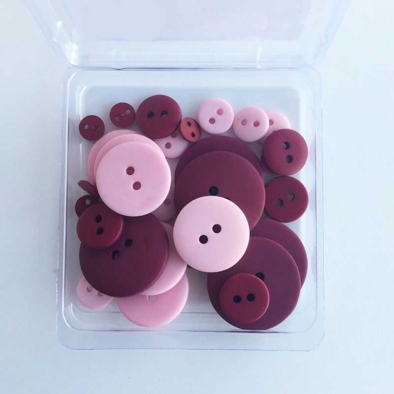 Button Up Cranberry Smoothie Pack