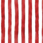 Broad Stripes Red Land That I Love