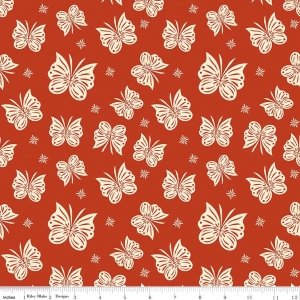 Acorn Valley Flutter Red