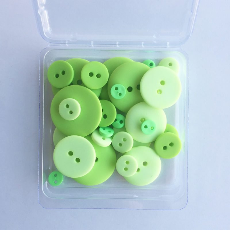 Button Up Green Glow Smoothie Pack