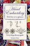 Hand Embroidery Stitches at-a-glance - Softcover
