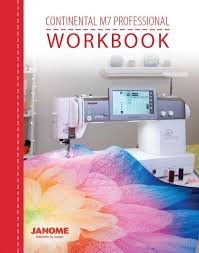 Janome M7 Workbook