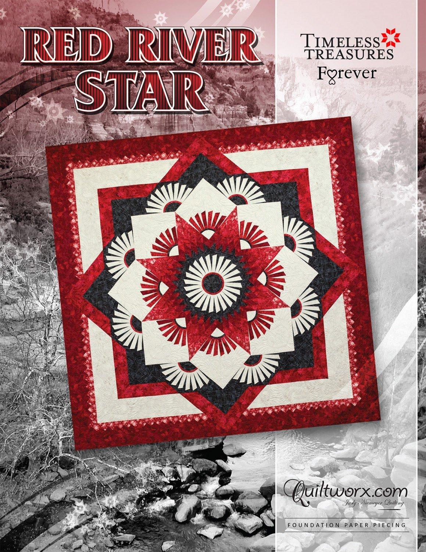 Red River Star By Judy Niemeyer