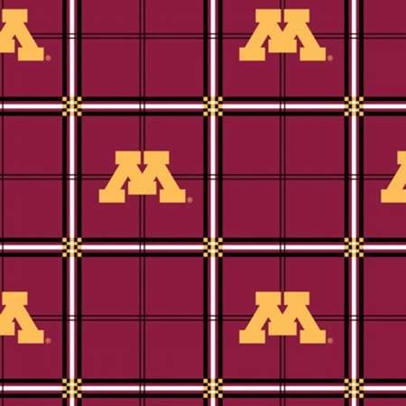 Minnesota Plaid Flannel