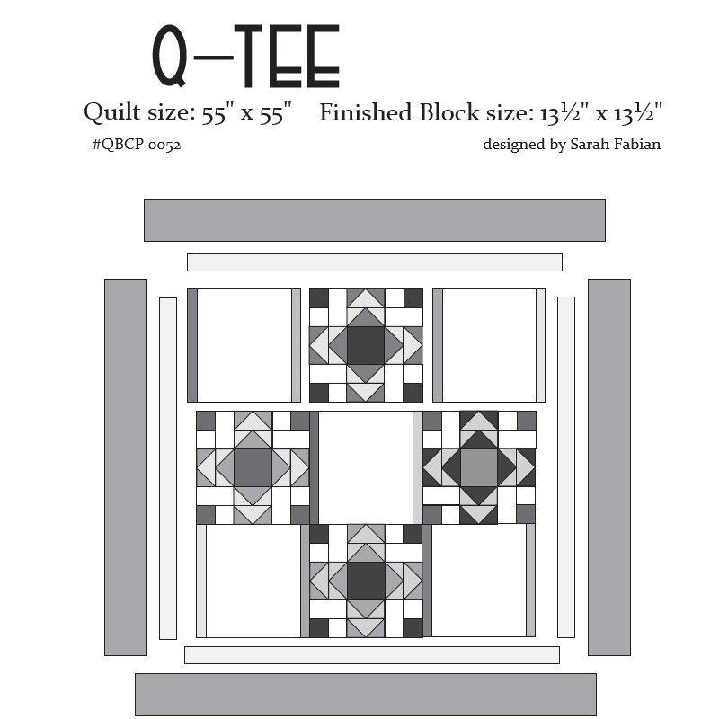 Q-Tee Cutie Pattern