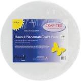 Craf-Tex Round Placemat