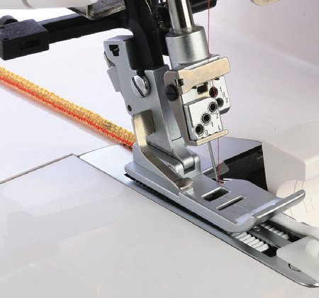 Janome Cording Foot Type B for Overlock Machines