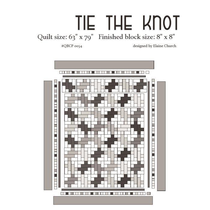 Tie The Knot Cutie Pattern