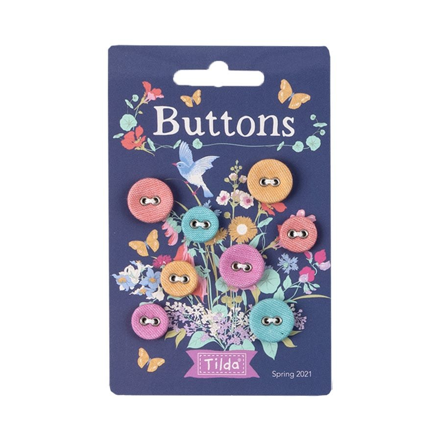 GardenLife Chambray Buttons