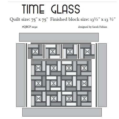 Time Glass Cutie Pattern