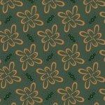 Fiddlesticks & Fancies Loopy Flower Green