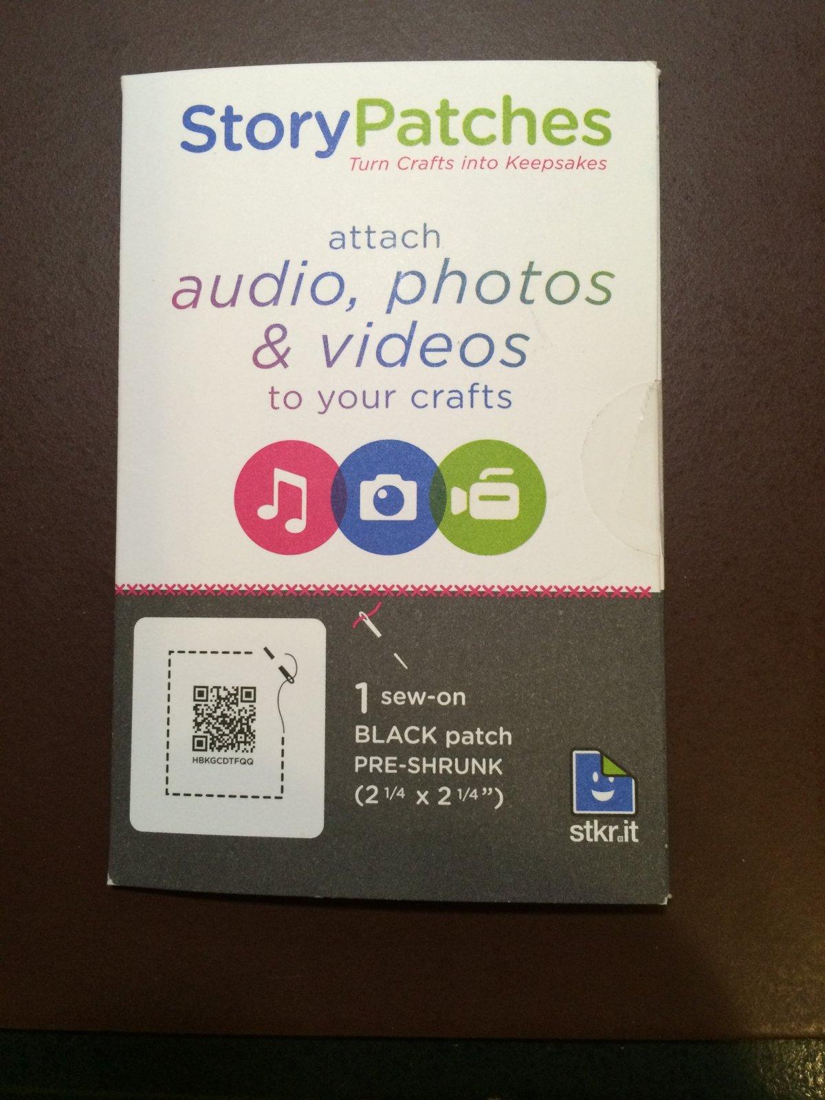 StoryPatch