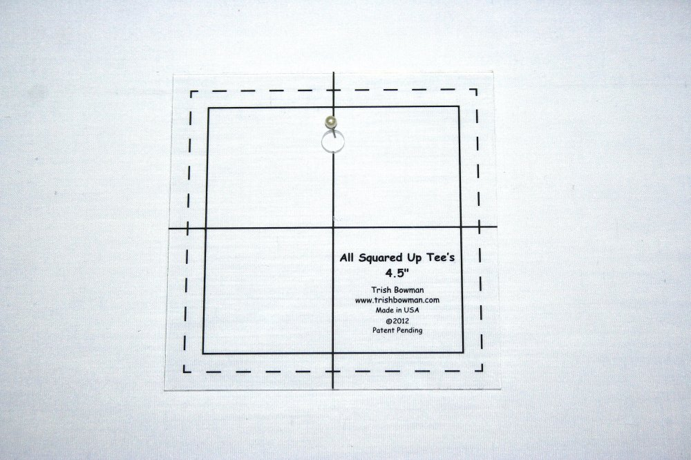 Kit - 14 inch T-Shirt Block Template/Book Combo