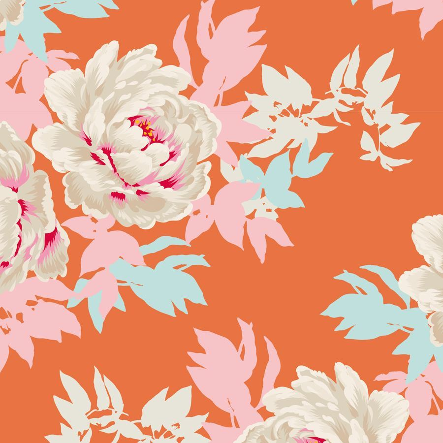 Sunkiss - Beach Peony in Ginger