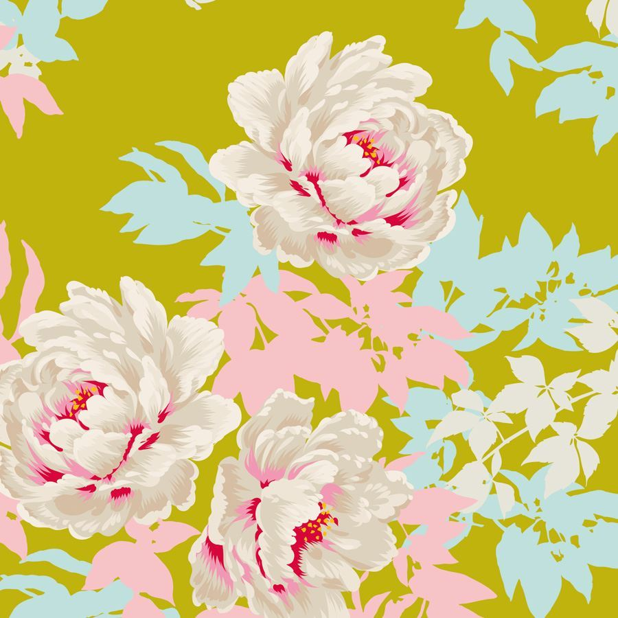 Sunkiss - Beach Peony in Lime