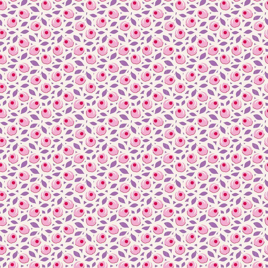 Birdpond - Tiny Plum Pink