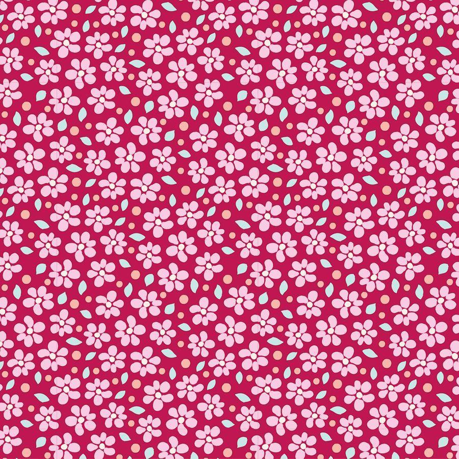 Birdpond - Marnie Raspberry