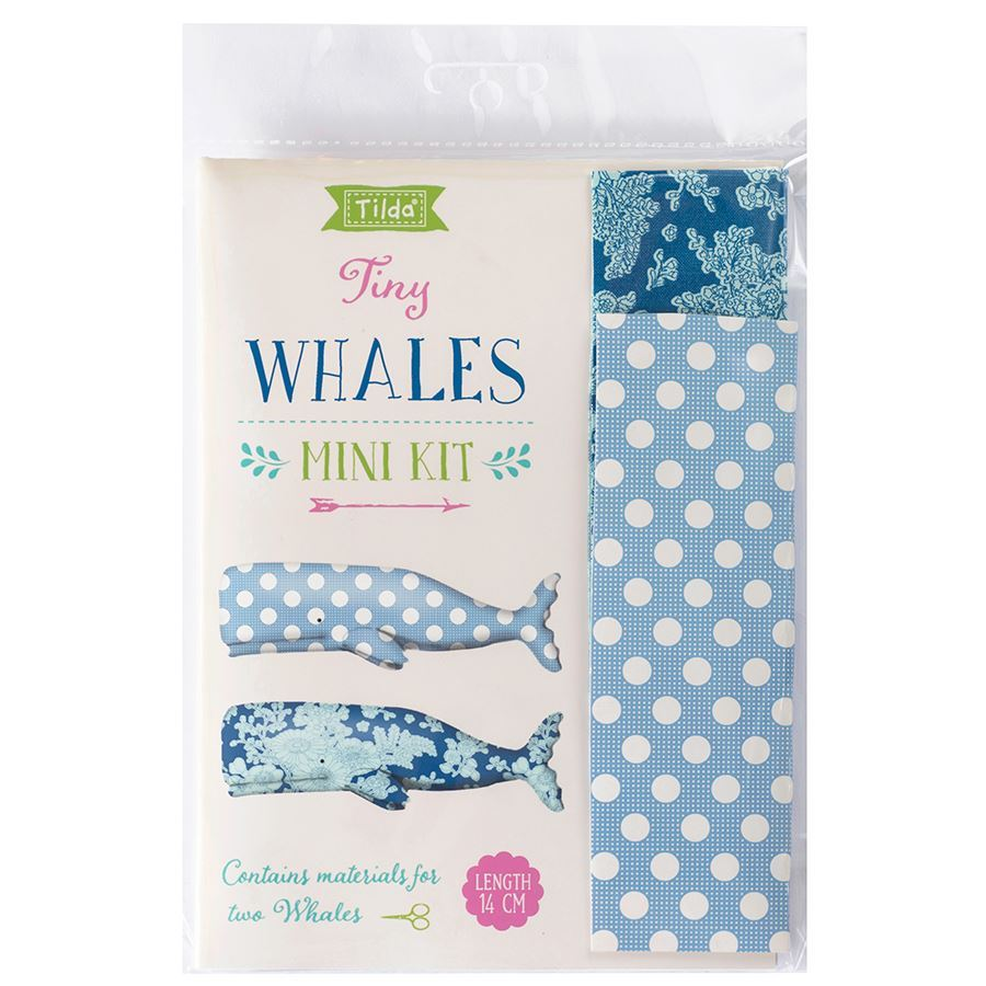 Sunkiss Mini Whale Kit