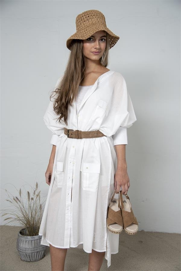 Simple Spirit in White (one size fits all)