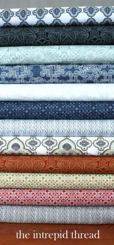 World Tour Fat Quarter Bundle Complete Collection
