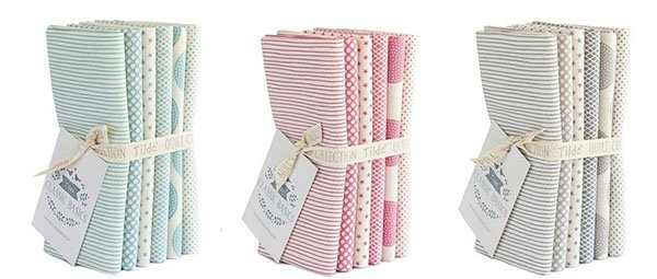 Tilda Basic Classics Factory Cut Fat Quarter Bundle Complete Collection