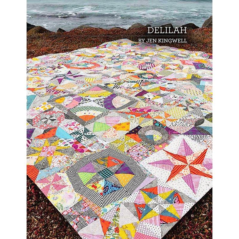 Delilah Pattern Booklet