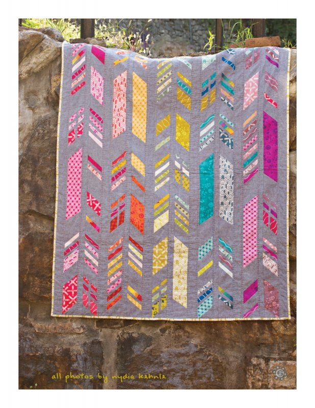 Feathers Quilt Pattern by Alison Glass - 700358087004 : feather quilt pattern - Adamdwight.com