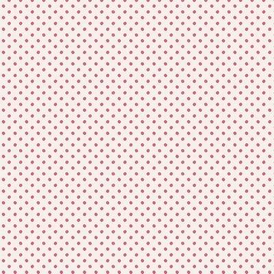 Tilda Basic Classics - Tiny Dots in Pink