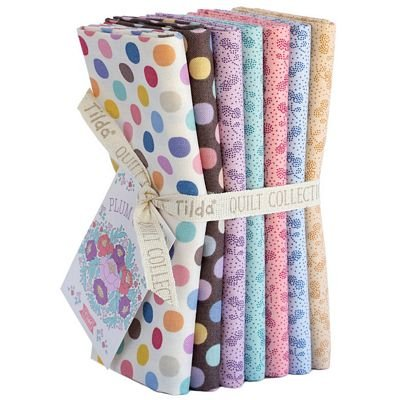 Plum Garden Calm Extras Fat Quarter Bundle