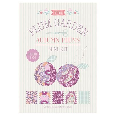 Plum Garden Autumn Plum Mini Kit