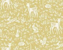 Clara's Garden Gold Animals