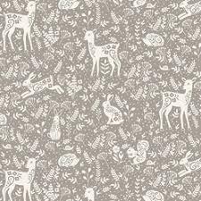 Clara's Garden Grey Animals