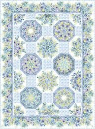 Leah One Fabric Kaleidoscope