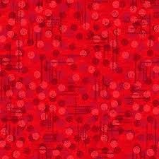 Jot Dot 108 Red
