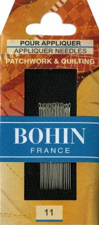 Bohin Size #11 Applique Needles