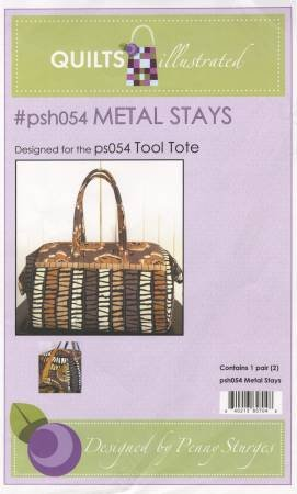 Metal Stays only (set of 2) for Tool Tote PS054