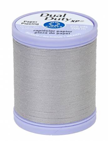 Nugrey Paper Piecing Thread - Dual Duty XP Coats & Clark S942-0450
