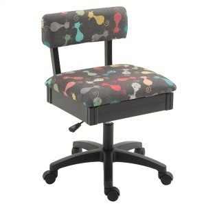 HYD LIFT ARROW CHAIR - CATS MEOW
