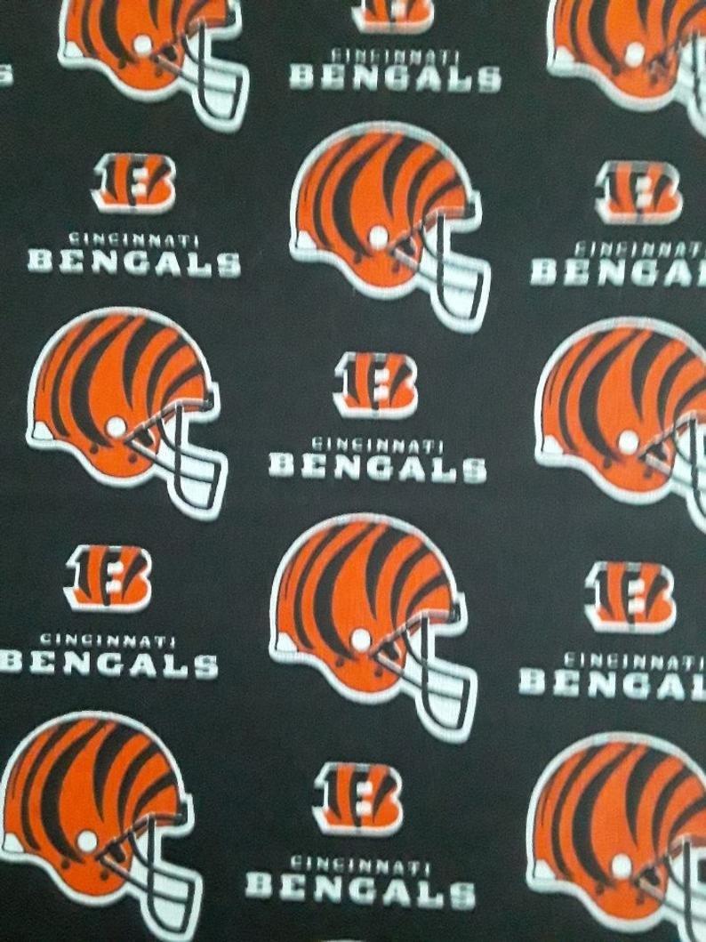 Cincinnati Bengals 58 In wide