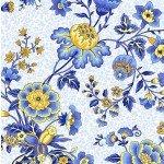 Provincial Bloom-Garden Blue