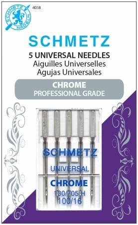 Schemtz Chrome Universal Needles 100/16