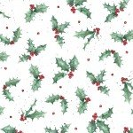Warm Wishes-White Holly Digital