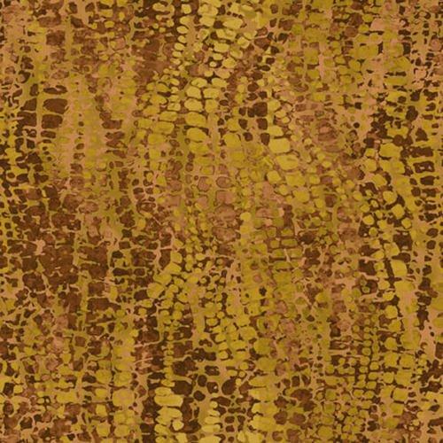 Fabric-Blank Chameleon Texture Camel