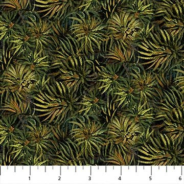 Fabric-Northcott Naturescapes Pine