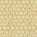 Fabric-Contempo Words to Live By Medallion Yellow