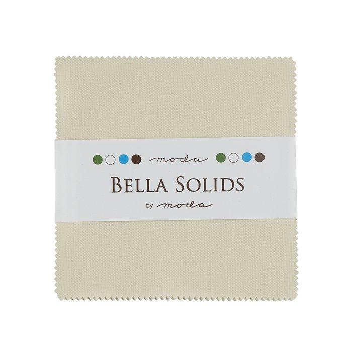 Charm Pack-Moda Bella Solids Natural