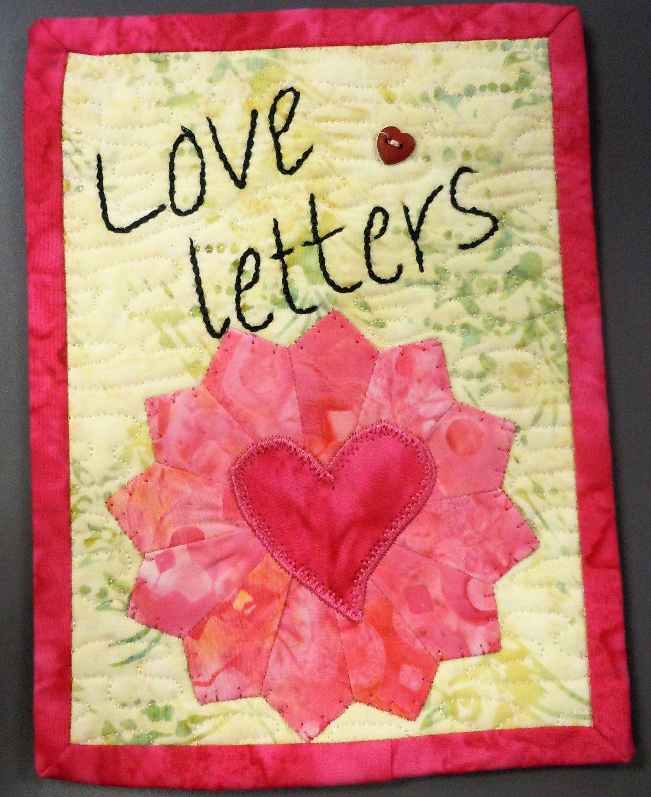 Kit-Tiny Dresden Feb Heart 6W x 8H